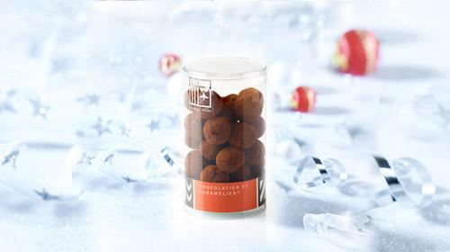 Les truffes de Noël