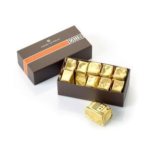 Le coffret Marrons Glacés