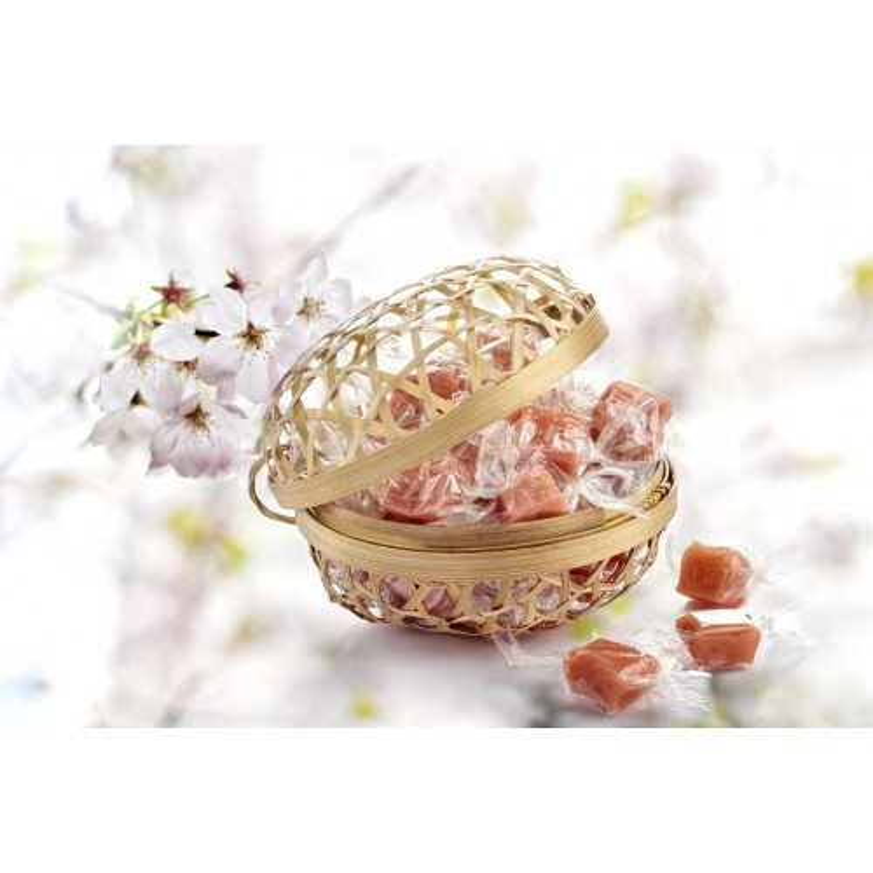 Caramels Sakura - à la fleur de cerisier