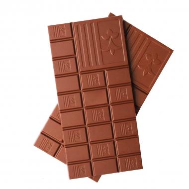 Les Tablettes de Chocolat au Lait