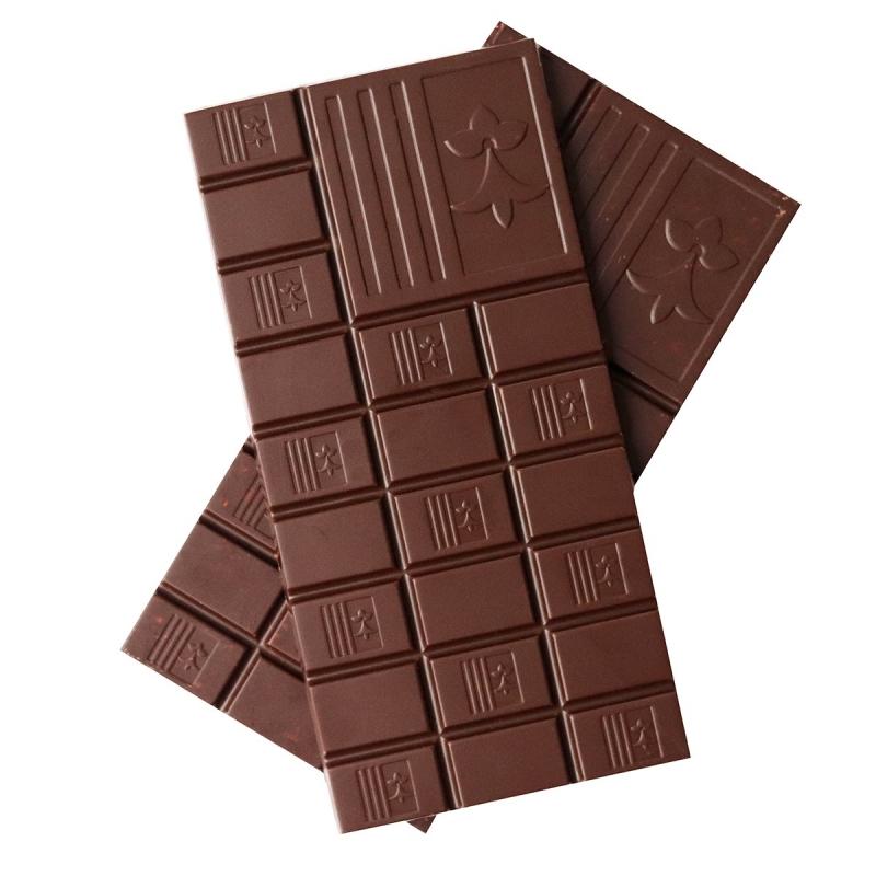Les Tablettes de Chocolat Noir