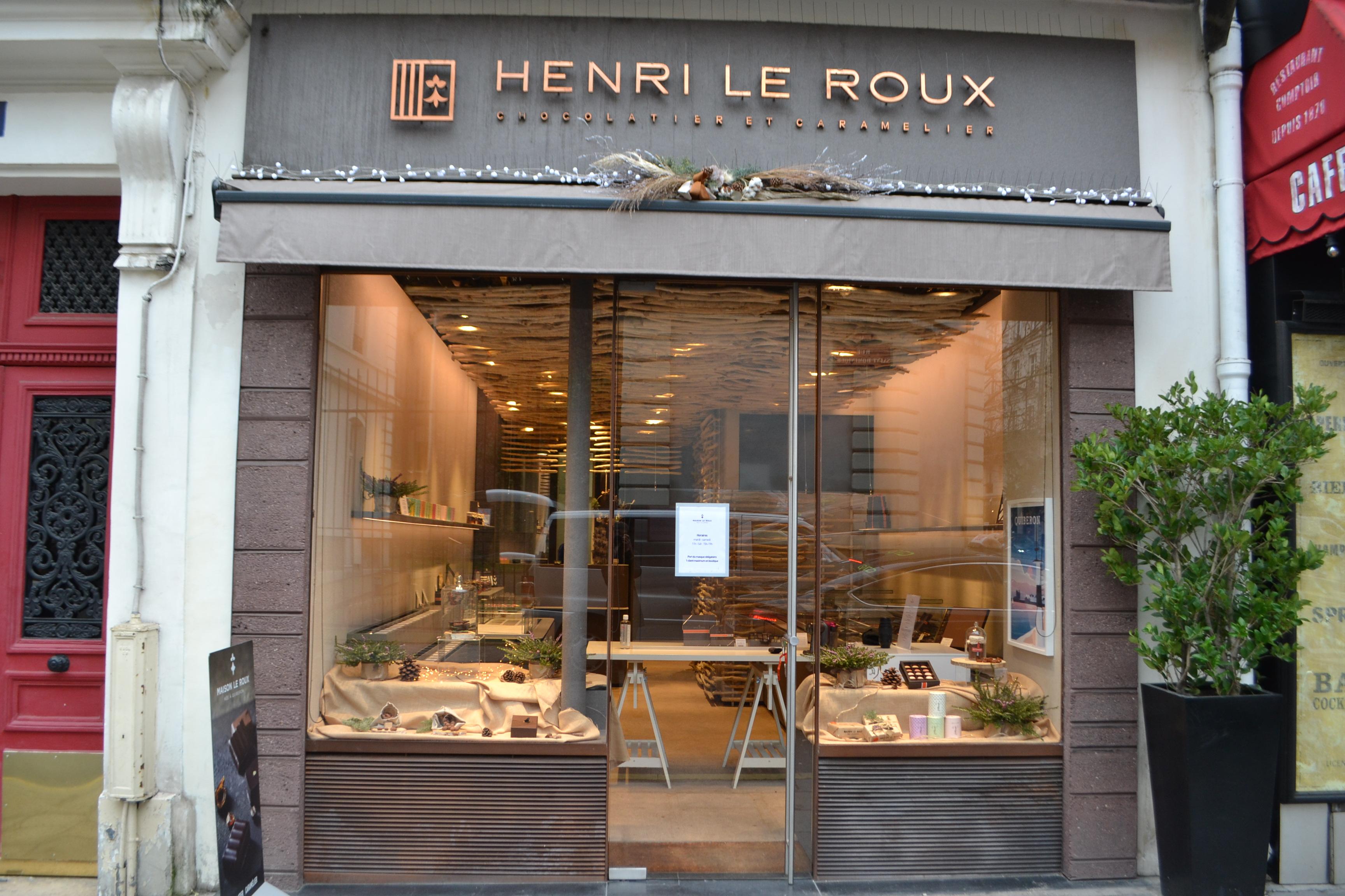 Notre boutique de Paris